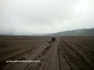 Lautan Pasir di Bromo