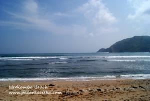 Wediombo Beach