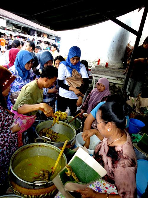 Tengkleng Pasar Klewer