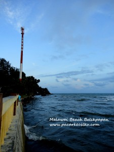 Melawai Beach