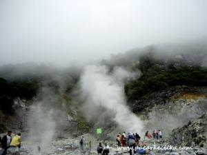 kawasan wisata Kawah Domas
