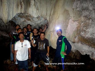 stalagtit di bagian pertama