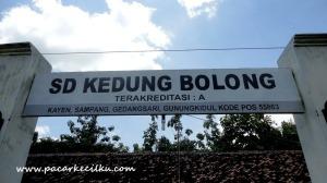 SD Kedung Bolong