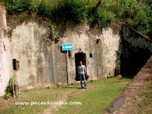 Benteng Pendem Cilacap