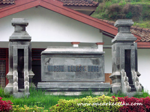 Museum Dieng Plateau