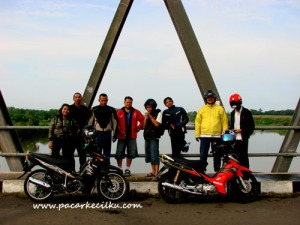 Team Touring Sambang Alam