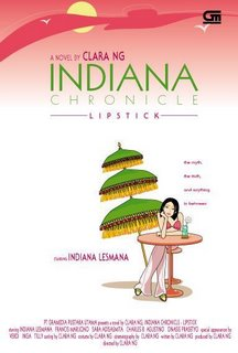 Indiana Chronicle Lipstick