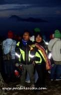 menanti sunrise dari Gunung Penanjakan