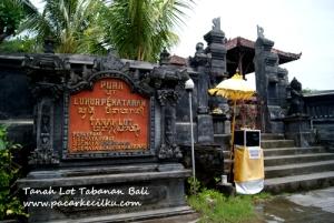 Tanah Lot Tabanan Bali