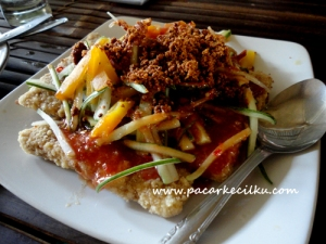 Salad Tempe Pattaya
