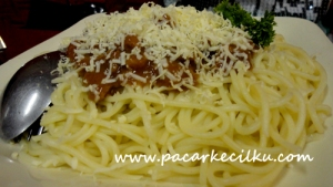 spaghetti ukuran kingkong