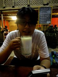 susu segar ala milky milk