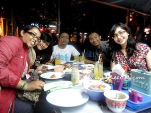 makan bersama, makan besar ;-)