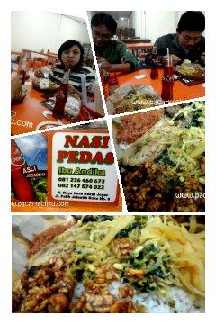 Nasi Pedas Bu Andika Kuta Bali