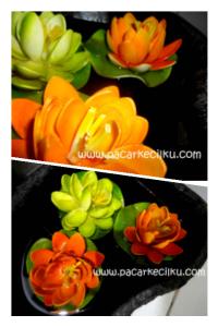 bunga lilin