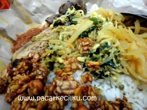 Nasi Pedas Bu Andika di Kuta Bali