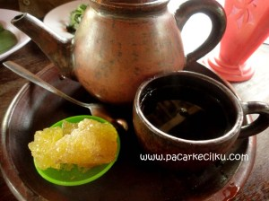 teh poci gula batu