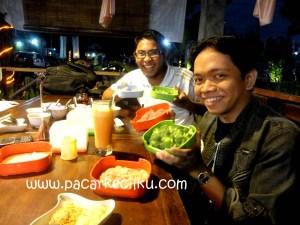 Buka bersama di Pattaya Resto
