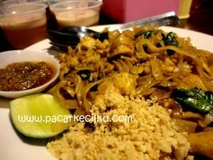 Kwe Tiau ala Pattaya Resto