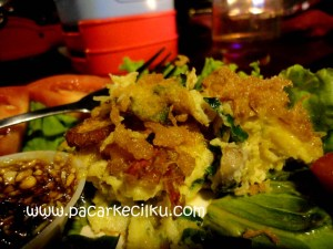 Omelet ala Pattaya Resto