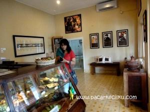 suasana di Coklat Monggo Kotagede Jogja