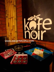 KofeNoir Coffee Shop