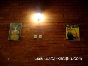 suasana di KofeNoir Coffee Shop