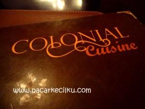 Colonial Cuisine Resto