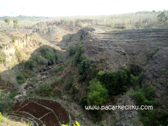 Lembah Karst Mulo Wonosari Gunungkidul