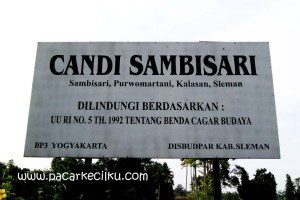 Candi Sambisari