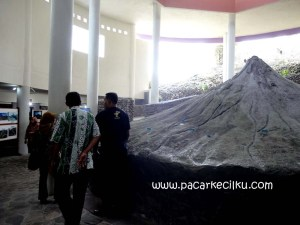 Museum Vulkanologi Ketep Pass