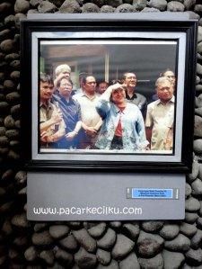 Megawati di Ketep Pass