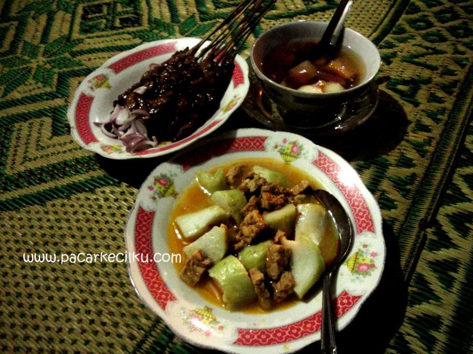 Sate Karang di Kotagede