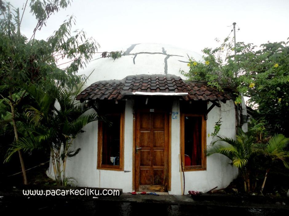 Rumah Dome, Rumah Teletubbies