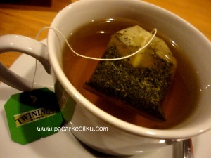 Green Tea Hot