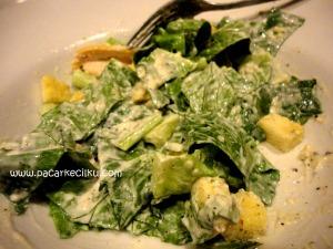Traditional Caesar Salad