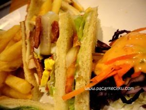 Denaro Club Sandwich