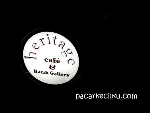 Heritage Cafe Jogja