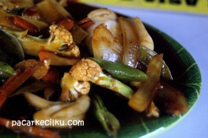 Nasi Paprik Sotong