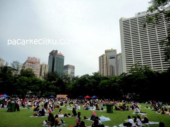 Hongkong Victoria Park