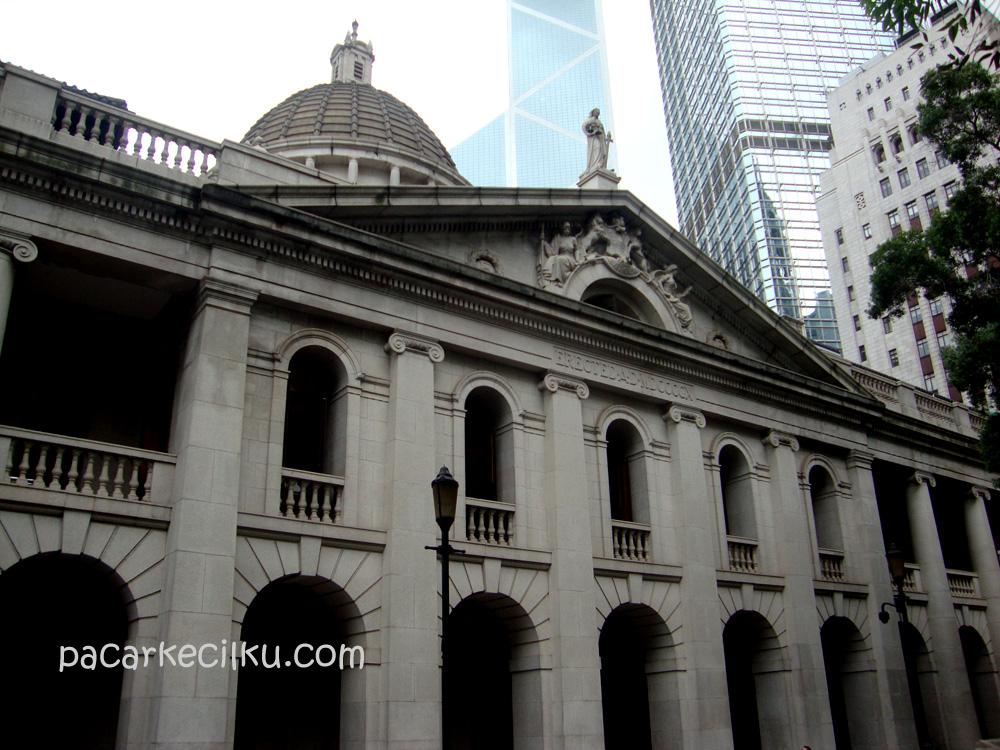 Hongkong Legislatif Council Building