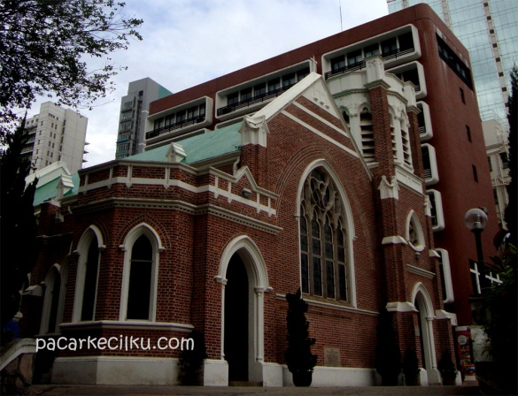 St. Andrew's Chruch Kowloon