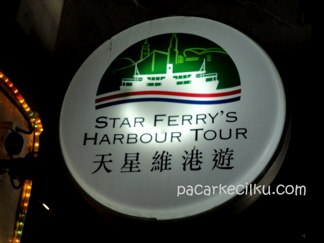 Hongkong Star Ferry