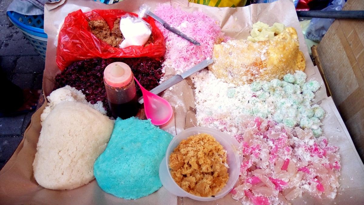Jajanan Pasar khas Semarang