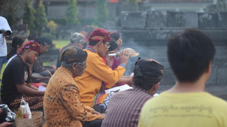 Umat Budha Tantrayana Kasogatan
