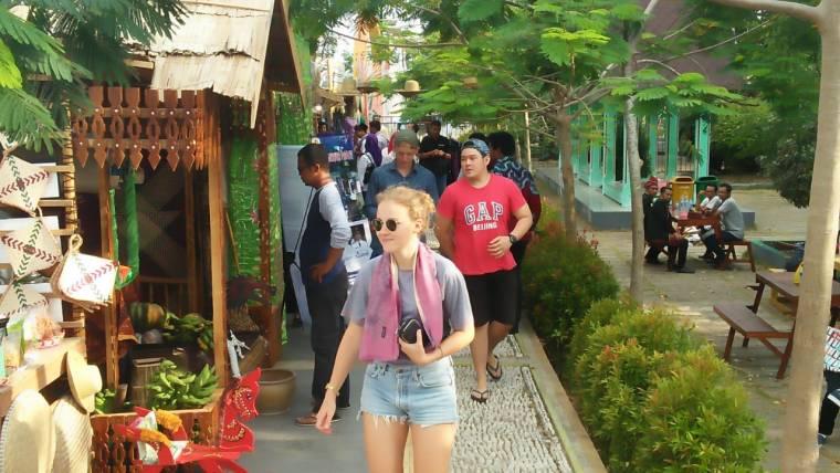 Festival Wisata Budaya Pasar Terapung 2018