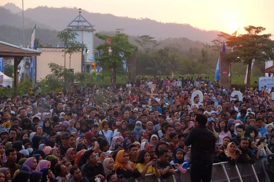 8000 Penonton Padati Balkonjazz Festival 2019